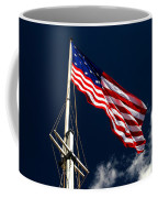 Storm Flag At Fort Mchenry Coffee Mug