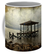 Storm In The Distance Coffee Mug