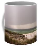Storm Offshore At Destin Florida Coffee Mug