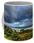 Storm On Oregon Coast Coffee Mug