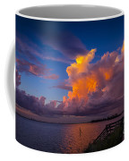 Storm On Tampa Coffee Mug