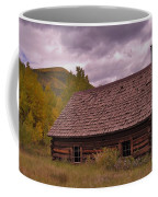Storm Over Ashcroft Coffee Mug