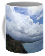 Storm Over Bali Hai Coffee Mug