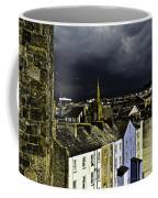Storm Over Conwy Coffee Mug