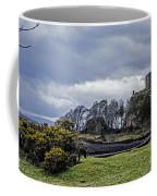 Storm Over Dunollie Coffee Mug