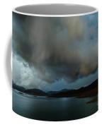 Storm Over Lake Shasta Coffee Mug
