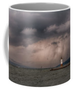 Storm Over Myers Point Coffee Mug