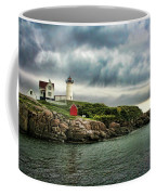 Storm Rolling In Coffee Mug by Heather Applegate