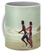 Storm Surfers Coffee Mug
