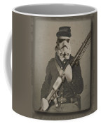 Storm Trooper Star Wars Antique Photo Coffee Mug by Tony Rubino