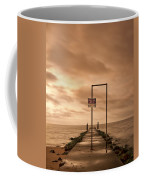 Storm Warning Coffee Mug by Evelina Kremsdorf