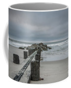Stormy Beach Forcast Coffee Mug