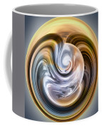 Stormy Clouds Ball Coffee Mug