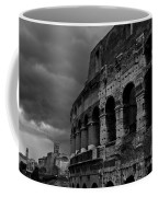 Stormy Colosseum Coffee Mug
