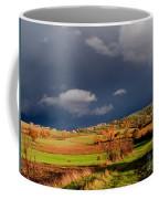 Stormy Countryside Coffee Mug