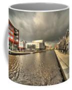 Stormy Day At Alphen Aan Den Rijn Coffee Mug