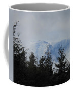 Stormy Day At Mt. Rainier Coffee Mug by Kay Gilley