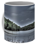Stormy Day On The Potomac River Coffee Mug