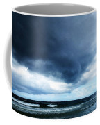 Stormy - Gray Storm Clouds By Sharon Cummings Coffee Mug