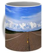 Stormy Highway Coffee Mug