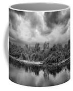 Stormy Lake Trafford Coffee Mug