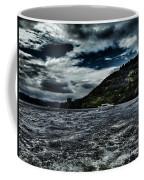 Stormy Loch Ness Coffee Mug