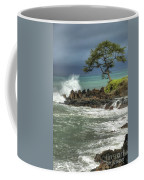 Stormy Maui Morning Coffee Mug