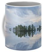 Stormy Morning On The Lake Coffee Mug