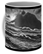 Stormy Rock Coffee Mug