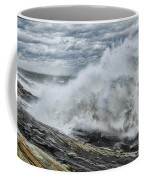 Stormy Seas Coffee Mug