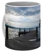 Stormy Sky Over Seneca Lake Coffee Mug