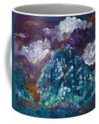 Stormy Sundown Coffee Mug