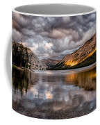 Stormy Sunset At Tenaya Coffee Mug