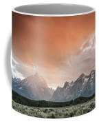 Stormy Sunset Coffee Mug