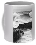 Stormy Surf Coffee Mug