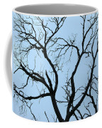 Stormy Trees Coffee Mug
