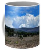 Stormy Wyoming Fall Coffee Mug