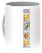 Story Template Coffee Mug