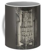Stove, 19th Century Coffee Mug