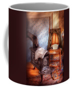 Stove - The Stove And The Chair  Coffee Mug by Mike Savad