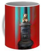 Stove Top Bear Coffee Mug