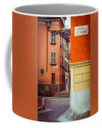 Strada Al Duomo Duomo Street Coffee Mug