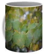 Stranded Hearts Of Autumn Coffee Mug