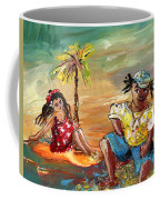 Stranded In Tahiti Coffee Mug