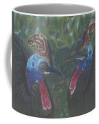 Strange Birds Coffee Mug
