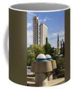 Strange Buenos Aires Architecture Coffee Mug