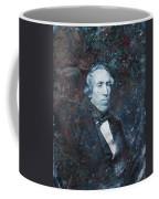 Strange Fellow 1 Coffee Mug by James W Johnson