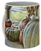 Strange Pumpkins Coffee Mug