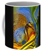Strangely In A Starry Land Coffee Mug