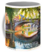 Strasbourg Autumn Evening Coffee Mug